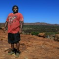 ERN - Derek Jungarrayi Thompson in Ernabella Australia