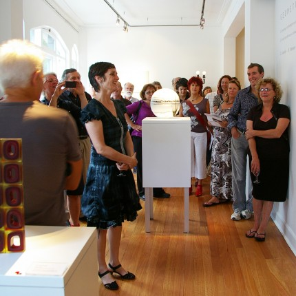 Sabbia-Gallery—Art-Month-2013—Champagne-Reception