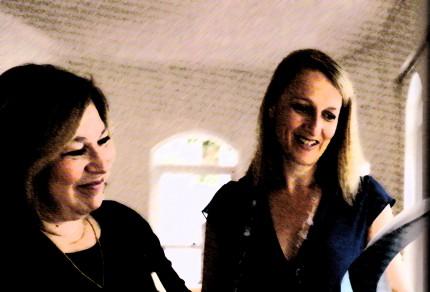 anna and maria sketch