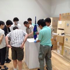 Toyama Glass Museum show 2016 1