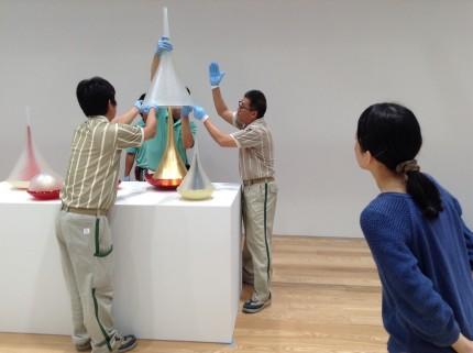 Toyama Glass Museum show 2016 2