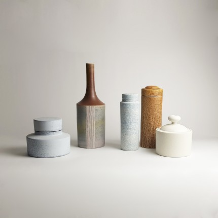 Canisters and Bottle 2018