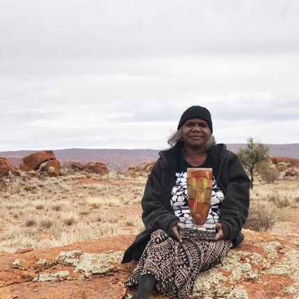 Alison Milyika Carroll – Red Ochre Award 2020